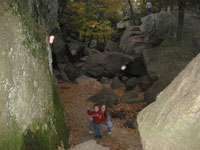Taken at Purgatory Chasm