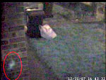 Orb Caught on Home CCTV